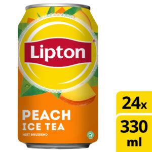 Lipton_Ice_Tea_Peach_Blik_330ml